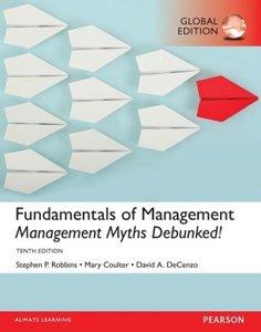 Fundamentals of Management: Management Myths Debunked!