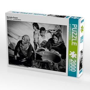 Syrische Frauen 2000 Teile Puzzle quer