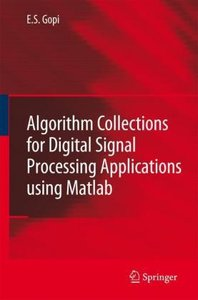 Algorithm Collections for Digital Signal Processing Applications