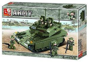 Sluban ARMY M38-B0305 - Panzer III, 355 Teile