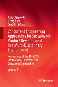 Concurrent Engineering Approaches for Sustainable Product Develo