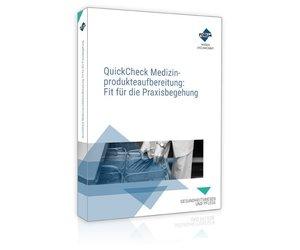 QuickCheck Medizinprodukteaufbereitung : Fit für die Praxisbegeh