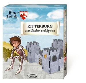 Ritter Trenk Ritterburg zum Stecken und Spielen