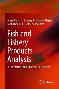 Fish and Fishery Products Analysis