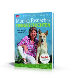 Monika Fasnachts Tiergeschichten, mit DVD