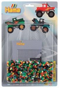 HAMA Blister Trucks 2.000 Stück