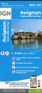 3041OT Avignon.Châteauneuf-du-Pape