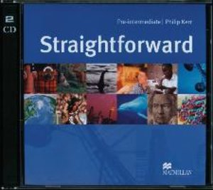 Straightforward Pre-intermediate. 2 Class CDs