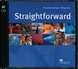 Straightforward Pre-intermediate. 2 Class CDs