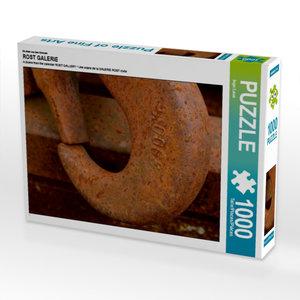 Ein Motiv aus dem Kalender ROST GALERIE 1000 Teile Puzzle quer