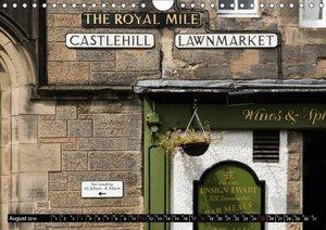 Entdecke Edinburgh (Wandkalender 2019 DIN A4 quer)