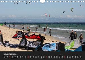 Tarifa - Andalusien (Wandkalender 2019 DIN A4 quer)