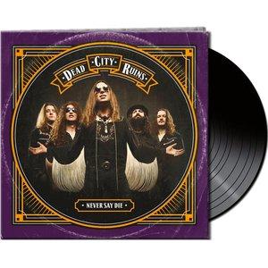 Never Say Die (Gtf.Black Vinyl)