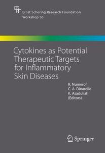 Cytokines as Potential Therapeutic Targets for Inflammatory Skin