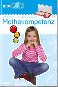 miniLÜK Mathekompetenz 1. Klasse