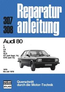 Audi 80 - 1976 bis 7/1978