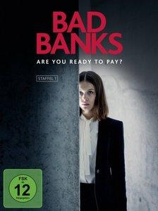 Bad Banks - Die komplette erste Staffel (2 DVDs)