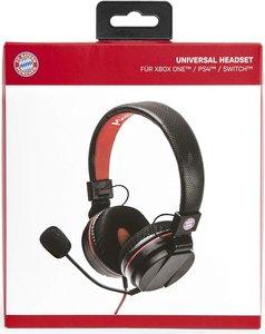 snakebyte Universal-Headset FC Bayern München