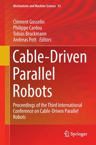 Cable-Driven Parallel Robots
