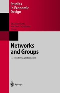 Networks and Groups
