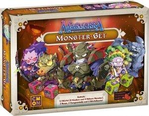 Asmodee CMN0035 - Masmorra, Monster-Set, Erweiterung
