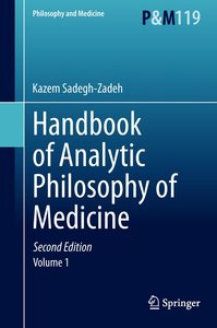 Handbook of Analytic Philosophy of Medicine