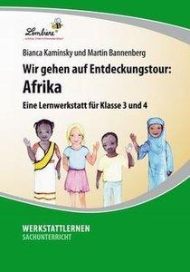 Wir gehen auf Entdeckungstour: Afrika (CD-ROM)