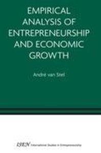 Empirical Analysis of Entrepreneurship and Economic Growth