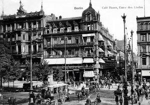 Grüße aus dem alten Berlin (Tischaufsteller DIN A5 quer)