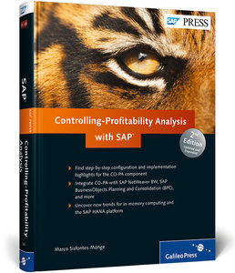 Controlling-Profitability Analysis with SAP