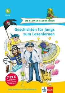 Geschichten für Jungs zum Lesenlernen