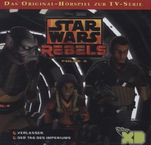 Disney - Star Wars Rebels Folge 03