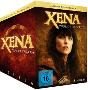 Xena Box 1 - 6 (Limitierte Sonder-Edition)