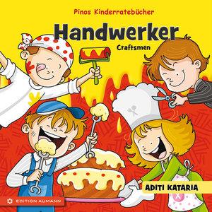 Pinos Kinderratebücher: Handwerker - Craftsmen
