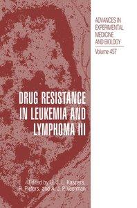 Drug Resistance in Leukemia and Lymphoma III