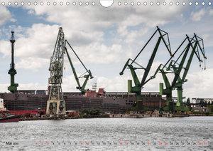 Dreistadt - Danzig, Gdingen, Zoppot (Wandkalender 2020 DIN A4 qu
