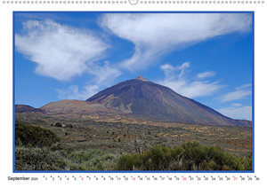 Teneriffa - Insel im Wind (Wandkalender 2020 DIN A2 quer)