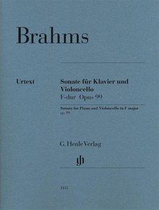 Sonate für Klavier und Violoncello F-dur Opus 99