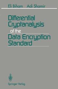 Differential Cryptanalysis of the Data Encryption Standard