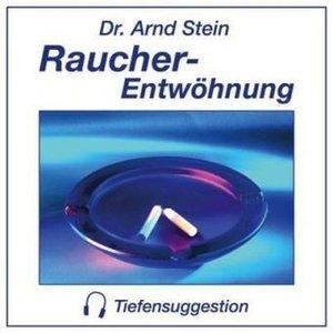 Raucherentwöhnung. Stereo-Tiefensuggestion. CD
