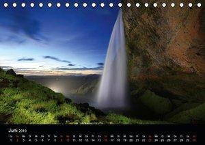 Islandabenteuer 2019 (Tischkalender 2019 DIN A5 quer)