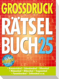 Großdruck-Rätselbuch 25