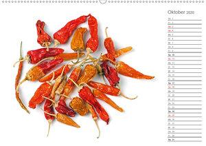 Echt scharf - Der Chili-Küchen-Planer