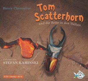 Tom Scatterhorn und die Reise in den Vulkan