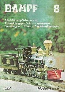 Dampf 8 - Modell-Dampflokomotiven