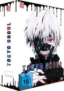 Tokyo Ghoul 01 + Sammelschuber. Limited Edition