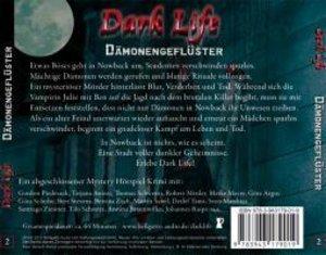 Dark Life 02. Dämonengeflüster