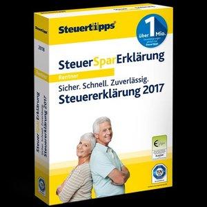 SteuerSparErklärung für Rentner & Pensionäre 2018 (FFP)