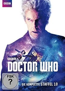 Doctor Who. Staffel.10, 6 DVD