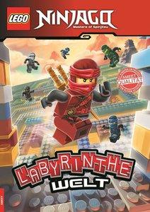 LEGO® NINJAGO® Labyrinthe-Welt